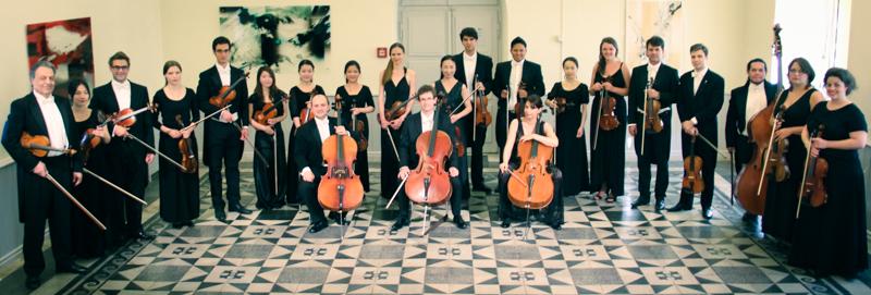 Kayaleh chember orchestra